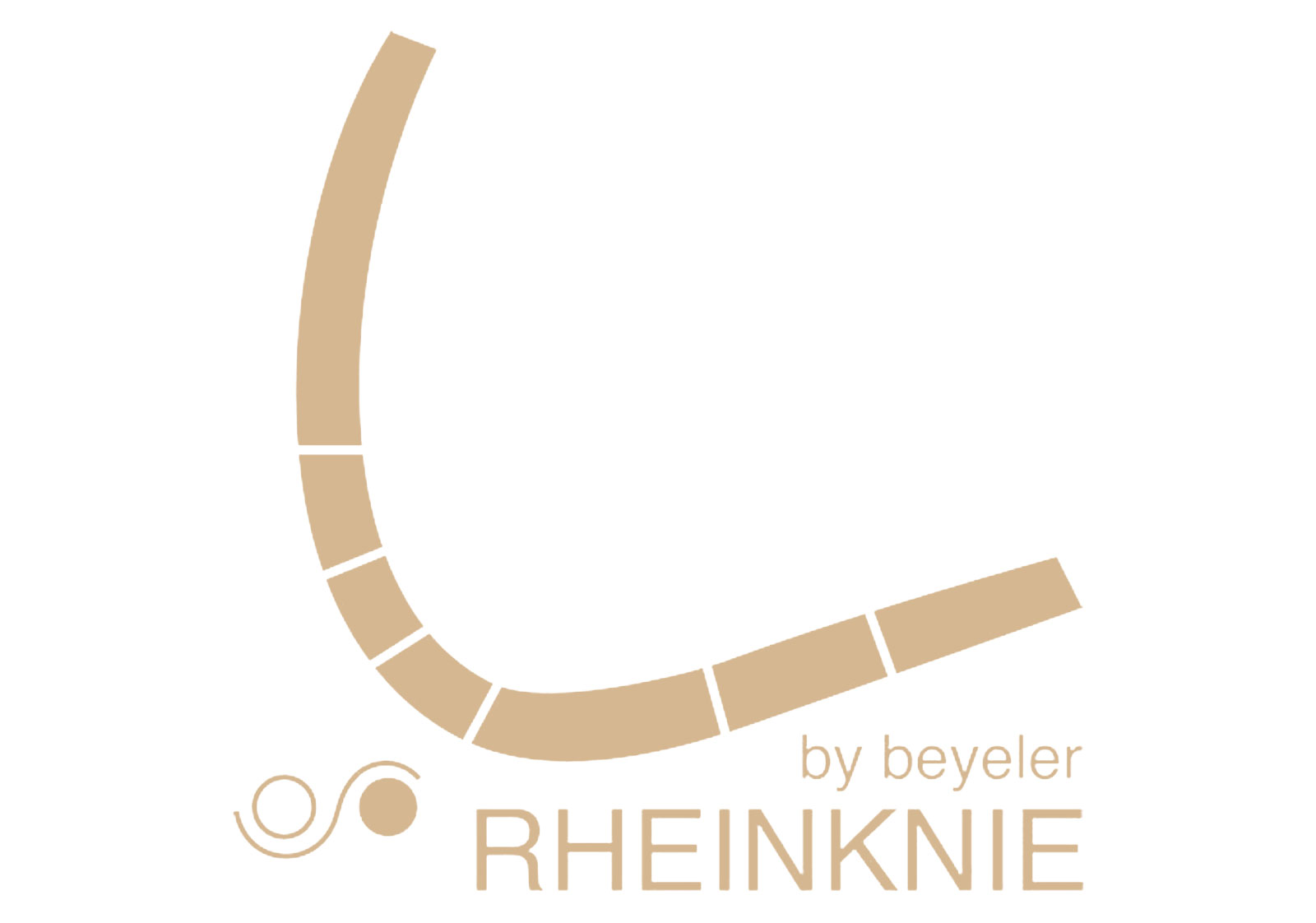The glasses culture in Basel with Rheinknie by Beyeler
